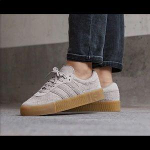 Adidas Sambarose W 6.5 GREY